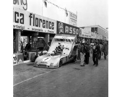 1975 04581 prova mondiale Marche  Autodromo Mugello Porsche