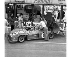 1975 04591 prova mondiale Marche  Autodromo Mugello