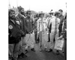1975 04600 prova mondiale Marche  Autodromo Mugello Alfa Romeo merzario pilota