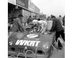 1975 04602 prova mondiale Marche  Autodromo Mugello Alfa Romeo