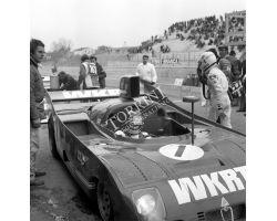 1975 04603 prova mondiale Marche  Autodromo Mugello Alfa Romeo