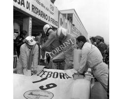 1975 04604 prova mondiale Marche  Autodromo Mugello
