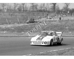 1976 03359 Prova Mondiale Marche al Mugello auto porsche