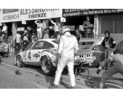 1976 L 11 13 Prova Mondiale Marche al Mugello auto
