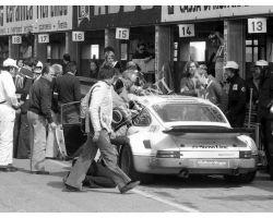 1976 L 11 19 Prova Mondiale Marche al Mugello auto box porsche