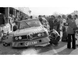 1976 L 11 31 Prova Mondiale Marche al Mugello auto  bmw box
