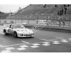 1977 L06 29 prova mondiale marche al Mugello auto porsche