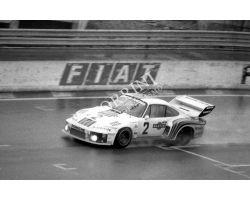 1977 L06 31 prova mondiale marche al Mugello auto porsche