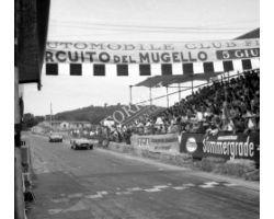 1955 3254 Circuito del Mugello automobilismo