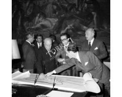 1968 02189 presentazione progetto autodromo del Mugello Ing. Borracci