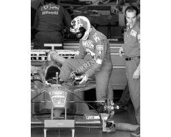 1999 07  Schumacher al Mugello ferrari auto