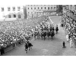 1958 09283 il Palio di Siena