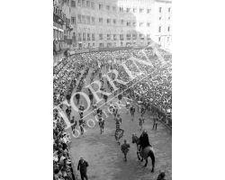 1958 09284 il Palio di Siena