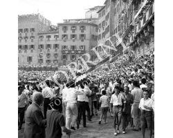1958 09300  Palio di Siena