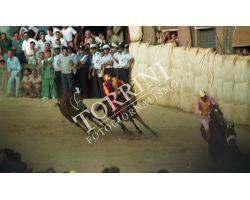 1992 B45 10a Palio di Siena