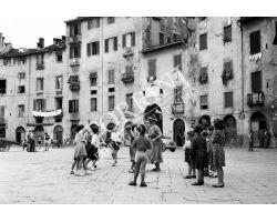 1954 4183 Foto  storiche Lucca bambini