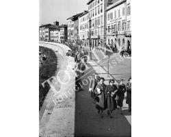 1957 12143 Foto storiche Pisa