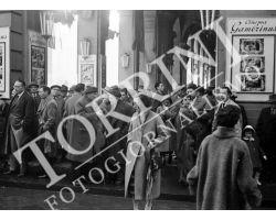 1958 00409 Foto storiche Firenze cinema gambrinus piazza repubblica