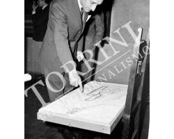 1968 presentazione progetto autodromo del Mugello Arch Mario Bonan