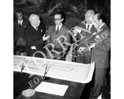 1968  presentazione progetto autodromo del Mugello Ing pasquale Borracci