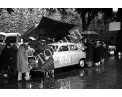 1953 1243 V Coppa della Toscana automobilismo foto storiche firenze