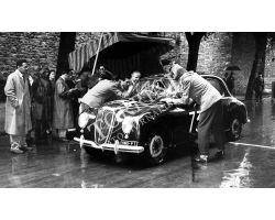 1953 1245 V Coppa della Toscana automobilismo foto storiche firenze