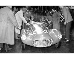 1953 1252 V Coppa della Toscana automobilismo foto storiche firenze