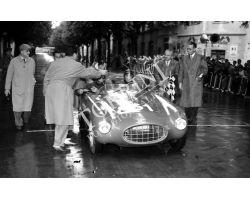 1953 1253 V Coppa della Toscana automobilismo foto storiche firenze