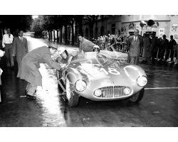 1953 1256 V Coppa della Toscana automobilismo foto storiche firenze