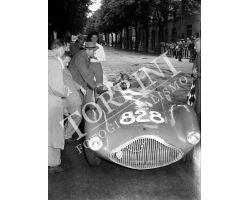 V Coppa della Toscana automobilismo foto storiche firenze