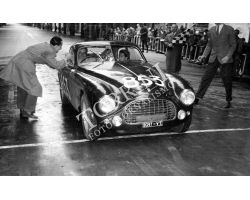 Giro della Toscana automobilismo i 853 ferrari foto storiche firenze