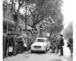 1961 04004 Rally della Toscana automobilismo