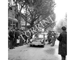 1961 04005 Rally della Toscana automobilismo