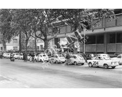 1961 04006 rally della Toscana automobilismo  benzina ACI