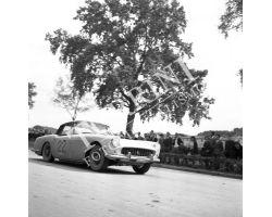 1961 04013 Rally della Toscana Ferrari automobilismo