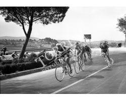 1961 09121 giro Toscana dilettanti ciclismo