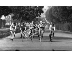 Nencini si allena alle Cascine ciclismo