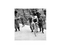 475  1954  02614 ciclismo fausto coppi giro toscana