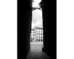 472 Firenze   Lockdown Piazza Signoria