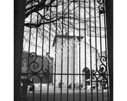 1957  00136  Foto storiche Firenze Porta Romana