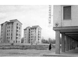 1956  3057  Foto storiche Firenze piazza isolotto