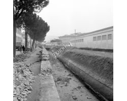 1963 01462 Torrente Africo Via Piagentina Campofiore Alberti