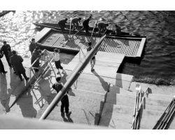 1954 0094 canottieri in arno