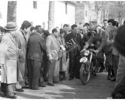 1954  corsa moto motociclismo