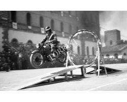 anniversario carabinieri moto