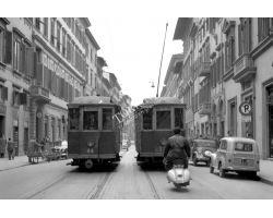479    Tram in via cavour