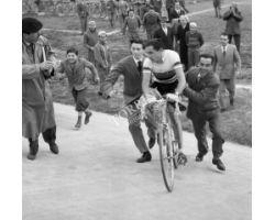 foto storiche   Fausto Coppi  Giro Toscana