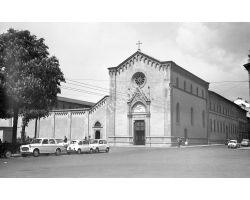 1962  04347  chiesa di Savonarola e Divina Provvidenza