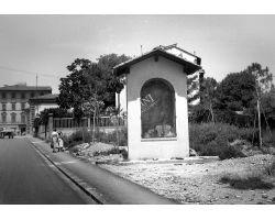 Foto storiche Firenze  tabernacolo via mannelli
