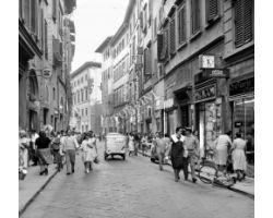 Foto storiche Firenze Negozi in  Borgo San Lorenzo